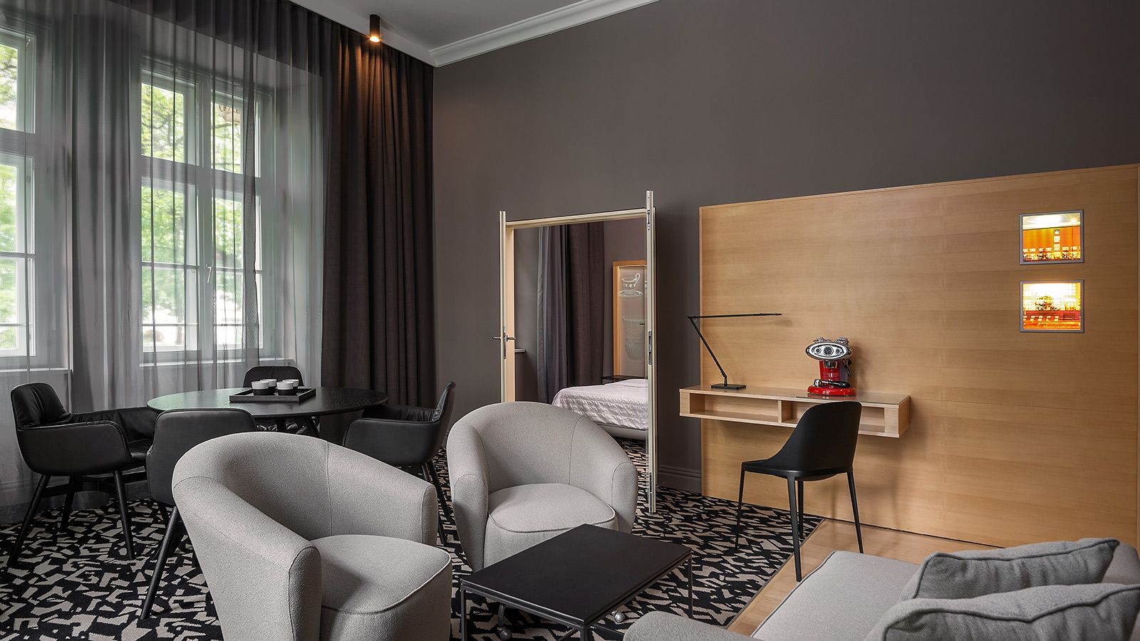 Luxus Hotel Wien: Le Méridien - Executive Suite