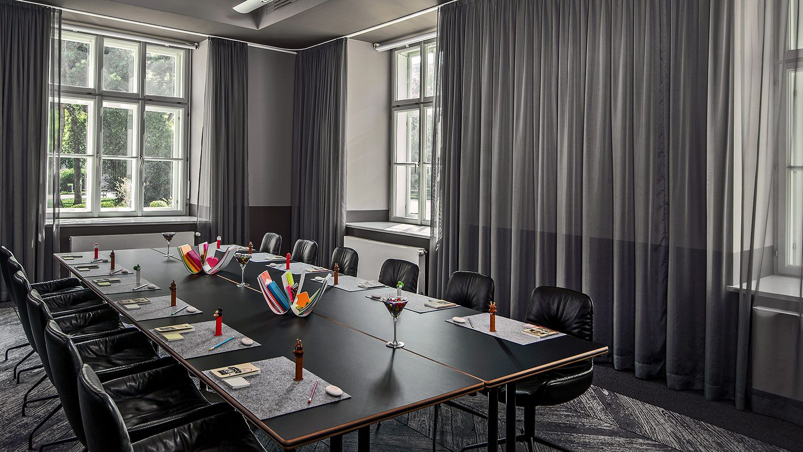 Meetings and rooms to remember conference hotel le for Designhotel wien
