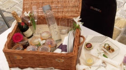 Picnic with Le Meridien Vienna