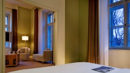 Executive City Suite at Le MERIDIEN Hotel Vienna