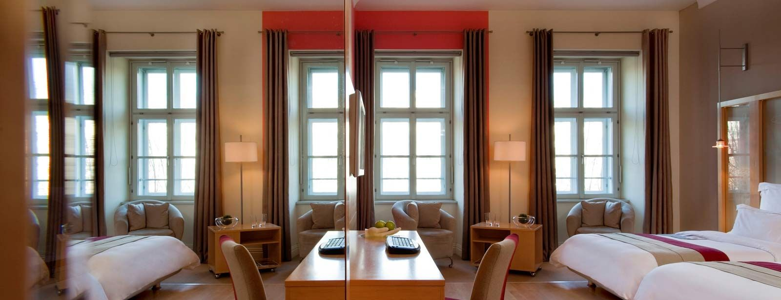 Executive Hotelroom Le Meridien Vienna