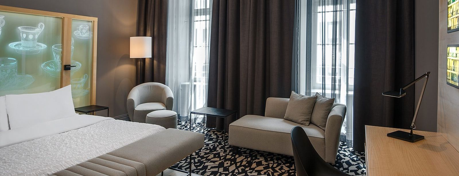 Accommodation in Vienna Hotel Le Meridien